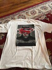 Christmas gift Batman vs Superman Mens Dawn of Justice DC Comics T-Shirt XL