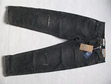 NEXT jeans 30 Regular Slim Grigio BNWT RRP 40 £ speciali Dye processo Denim Bottoni