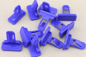 10 Pcs Nylon Fender Flare Bumper Clips Retainer Fastener 75392-35200 For Toyota