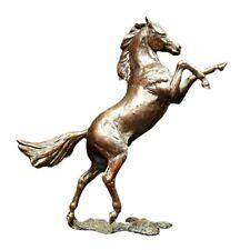 Bronze Stallion Horse Sculpture - Freedom - Ltd Ed 150 - Michael Simpson.