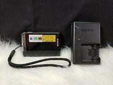 Sony Cyber-shot DSC-T90 12.1MP Digital Camera - Black