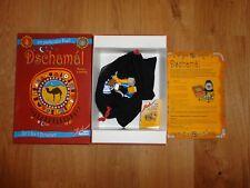 Dschamal - Kinderspiel - Holz - Farben / Formen erraten - Ratespiel - RAR