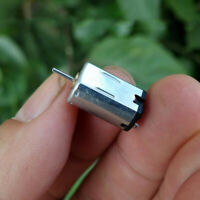 1pcs DC3.7V 33000RPM N50 High speed Strong Magnetic Carbon Brush Micro DC Motor