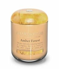 Amber Forest Candle in Jar 30 Hours Only The Finest Fragrances Stir Emotions