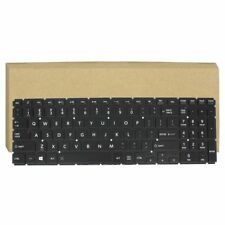 New Toshiba Satellite P50W P50W-B P50W-C P55W-C P55W-B P55W US Keyboard backlit