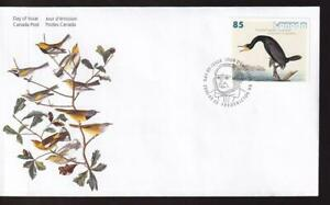 Canada FDC 2005 Audubon's Birds-Cormorant, sc#2099