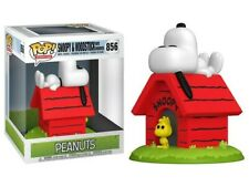 Funko POP! Deluxe: Peanuts - Snoopy on Doghouse