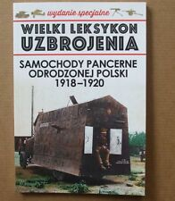 Polish armored cars 1918-1920 - Polish armament Lexicon