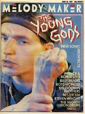 Young Gods The Shamen Dolphin Brothers Nitzer Ebb Billy Bragg Boys Wonder mag