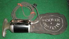 Vintage Hoover Dustette Electric Hand Vacuum Model 100