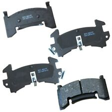 Disc Brake Pad Set-Stop Ceramic Brake Pad Front,Rear Bendix SBC154