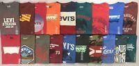 Men's Levi's Cotton/Polyester Blend T-Shirt