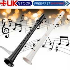 More details for portable mini saxophone alto mouthpiece pocket instrument musical little sax uk