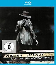 Melody Gardot-Live at the olympia paris Eagle rock Blu-ray NEUF