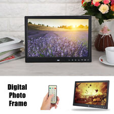 "15"" HD Tocca Schermo Digitale Photo Frame Cornice Digitale MP3 MP4 Film Lettore"