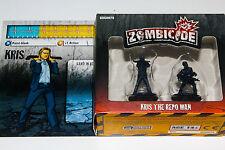 ZOMBICIDE - KRIS THE REPO MAN - BOXED - DASHBOARD - EXCLUSIVE KICKSTARTER