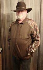 Tag Safari Outdoor Clothing Softshell Camo Jacket Men's , XL Excellent FAST SHIP