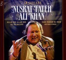 Nusrat Fateh Ali Khan - In Concert [New CD] Holland - Import