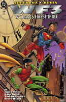 World's Finest Three SuperBoy Robin #1 DC Comics 1st Print 1996 Unread NM