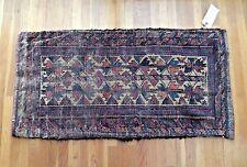 ANTIQUE GENUINE ARMENIAN/SHIRVAN CAUCASIAN WORN RUG BAG,