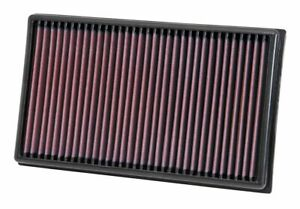 K&N 33-3005 for Volkswagen Passat 3G2 washable reusable drop in panel air filter