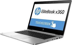 HP Elitebook X360 1030 G2 i7-7600U 16GB 512GB  SSD 13.3'' FHD Touch Screen