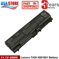 45N1005 Battery for Lenovo ThinkPad 70+ T430 T530 W530 L530 W520 57Wh