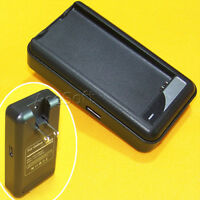 New External Wall Home Battery Charger for Samsung Galaxy S5 I9600 SM-G900 Phone