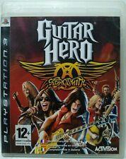 Guitar Hero Aerosmith. Ps3. Fisico