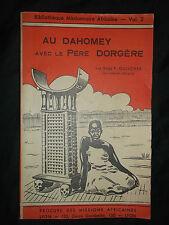 Au Dahomey avec le Père Dorgère - Guilcher - 1939 - Bénin
