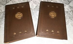 THE COUNT OF MONTE CRISTO by Alexandre Dumas 2 vols 1926 Charles Scribner's Sons