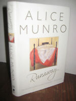 RUNAWAY Alice Munro NOBEL PRIZE 1st Edition First Printing STORIES