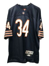 Mens Walter Payton Chicago Bears NFL Football Throwback Jersey Reebok Size XL