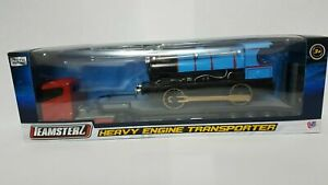 Heavy Engine Transporter Model Truck With Train Vintage or Modern 25cm Length