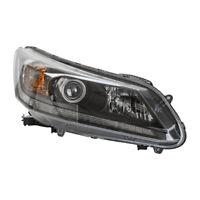 Right Headlight Assembly For 2013-2015 Honda Accord Sedan 2014 TYC 20-9357-00-1