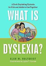 What is Dyslexia?: A Book Explaining Dyslexia for Kids and Adults to-ExLibrary