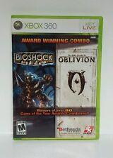 Bioshock / Elder Scrolls Oblivion Bundle