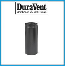 "DURAVENT DirectVent Pro - 4"" x 8.5"" Extension Pipe, Black  #46DVA-08AB"