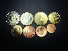 ESPAÑA 2007 SERIE 8 MONEDAS EURO