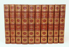 Novels of Henry Fielding 10 Volume Set Shakespeare Head Press Fine Leather Gilt