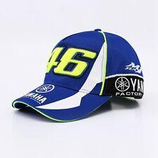 Unisex Men Women Outdoor Motogp Racing Valentino Rossi Embroidery Baseball Hat