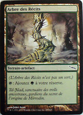 ARBRE DES RECITS - TERRAIN ARTEFACT - VF CARTE MTG MAGIC