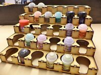 TTCombat - PRCIT -  Paint Storage System Rack - 30 GW Citadel Tamiya size
