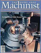 Home Shop Machinist Magazine Vol.24 No.4 July/August 2005