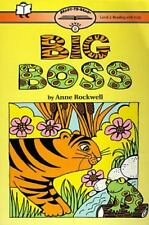 Big Boss: Ready-To-Read Level 2 (with Help) (Paperback or Softback)