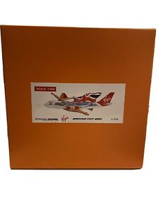 JC Wings 1:400 Virgin Atlantic 747-400 G-VLIP *New Tooling*