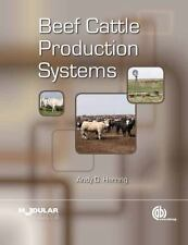 Beef Cattle Production Systems (Modular Texts Series), printed, Herring, Andy D.