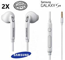 2 X Genuine Samsung Earphone for Galaxy S6,Edge Note 3, 4 S5 S4 Headphone
