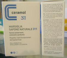 Sapone di Marsiglia Naturale Ceramol 311 100gr pelli sensibili o allergiche