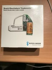 Busch-Jaeger 6800-0-2514 Funkmodul für Rauch- und Wärmealarm Drahtlos NEU
